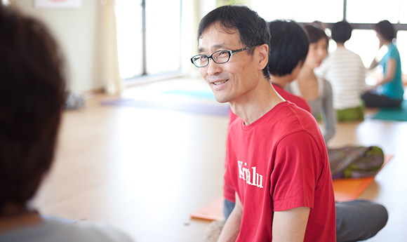 クリパルヨガ教師トレーニング