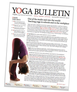 YogaBulletin