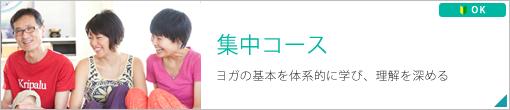 集中コース・入門ワークショップ